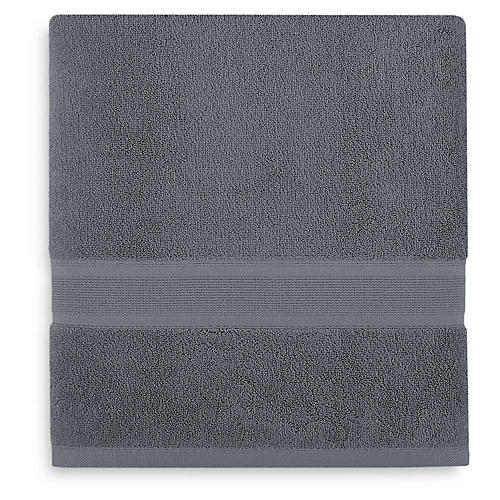 Icon PimaCott Washcloth, Denim