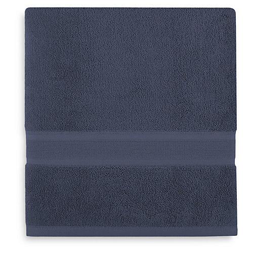 Icon PimaCott Hand Towel, Royal Blue