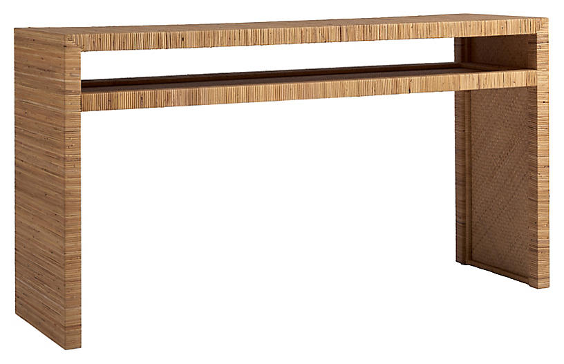Key West Console, Natural