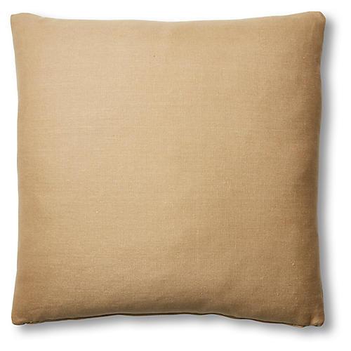 Hazel Pillow, Hemp Linen