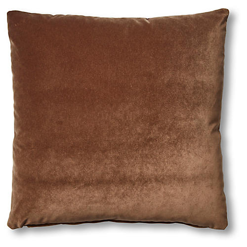 Hazel Pillow, Café Velvet
