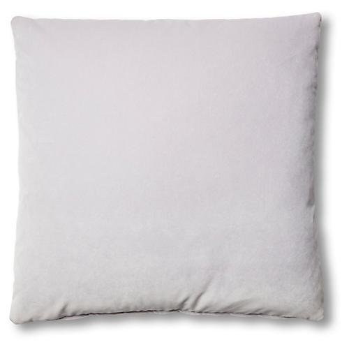 Hazel Pillow, Violet Velvet