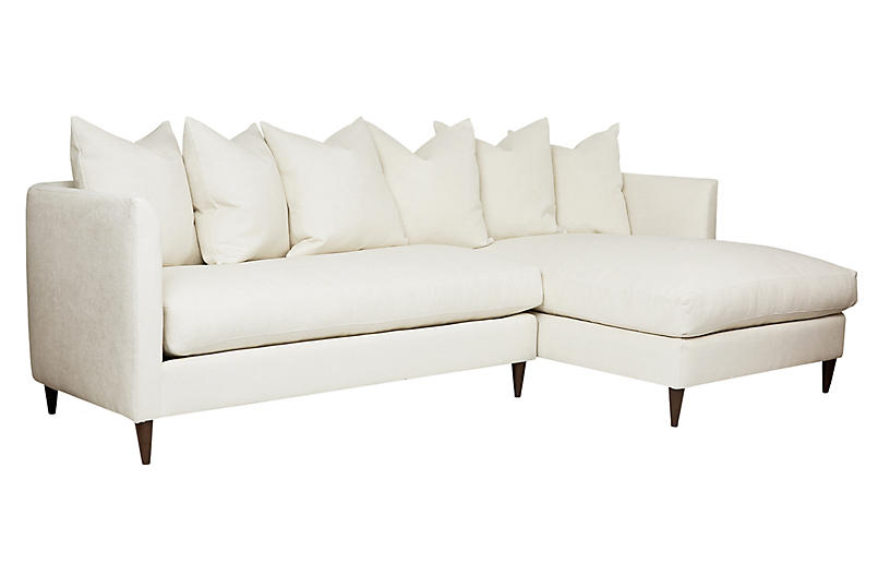 Laguna Crypton RF Sectional