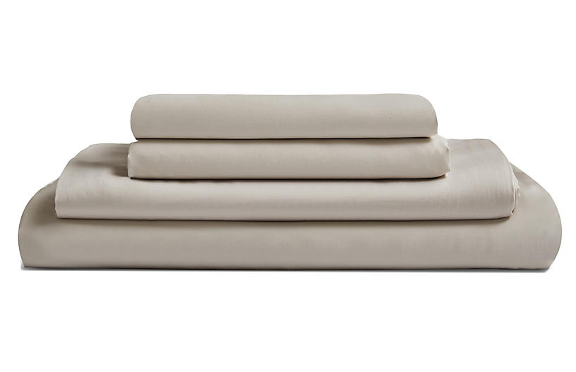Eucalyptus Sheet Set, Fog