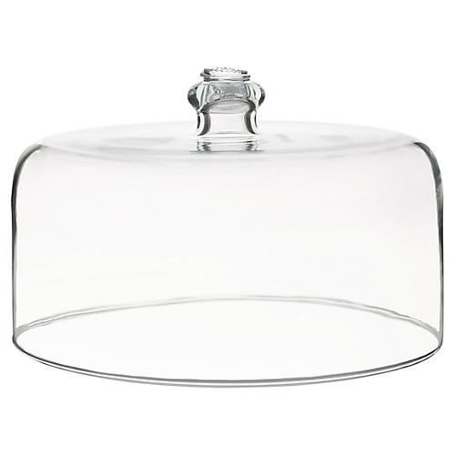 Berry & Thread Cake Dome, Clear