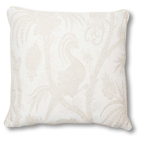 Harlow 20x20 Pillow, Glacier