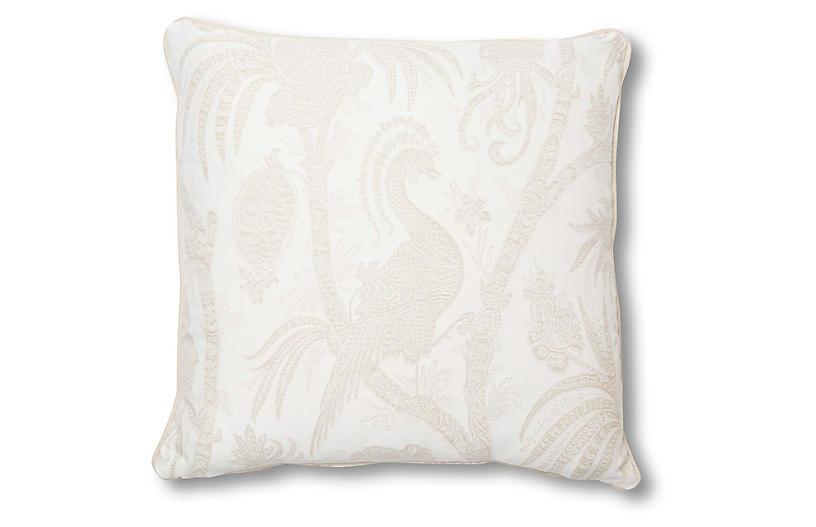 Harlow 20x20 Pillow, Glacier