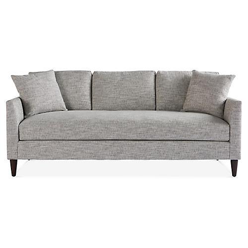 Ashbury Sofa, Smoke