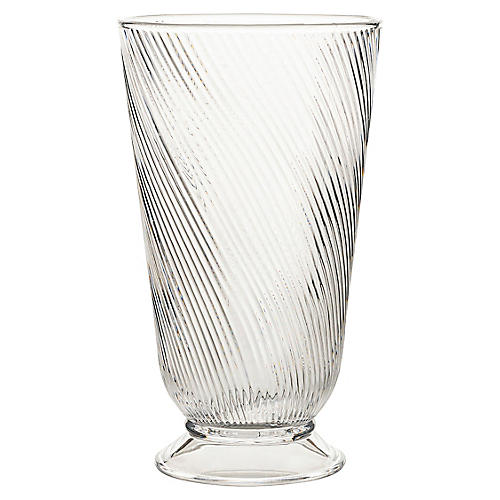 Arabella Small Acrylic Tumbler, Clear