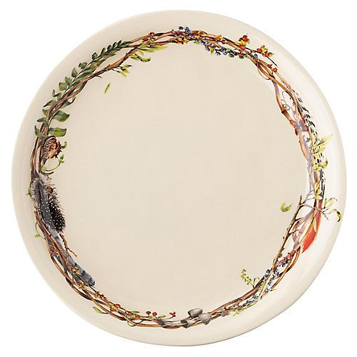 Forest Walk Platter, Café Au Lait