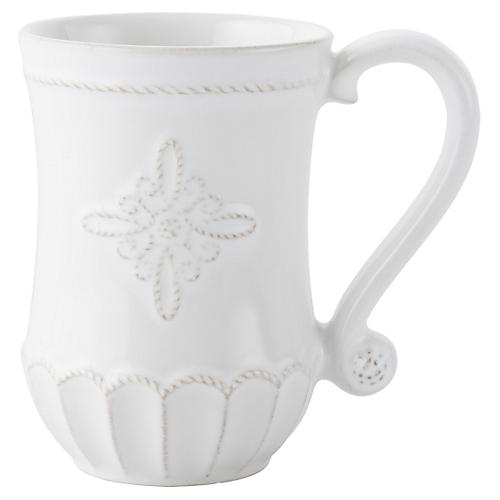 Jardins du Monde Coffee Mug, White