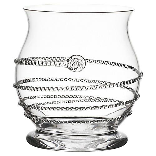 """5"""" Amalia Vase, Clear"""