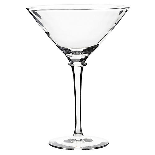 Carine Martini Glass, Clear