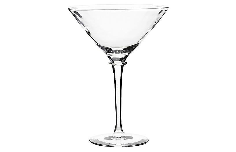 Carine Martini Glass, Clear