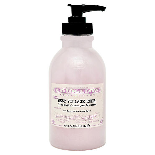 Hand Wash, West Village Rose