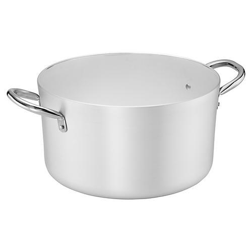 Professionale Sauce Pot, Silver