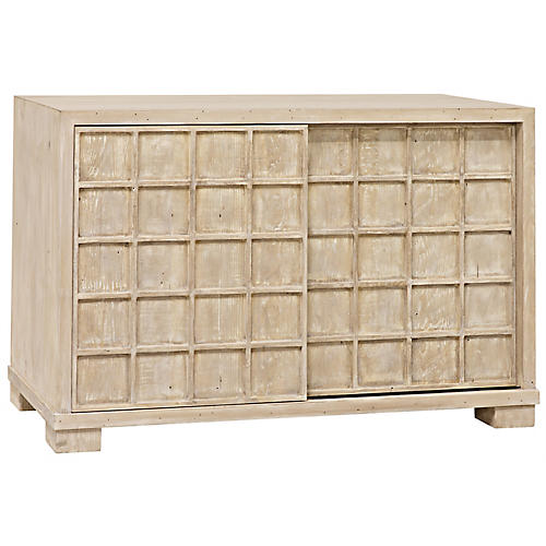 Hayward Sideboard, Graywash