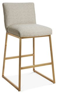 Hollas Counter Stool, Barley Crypton