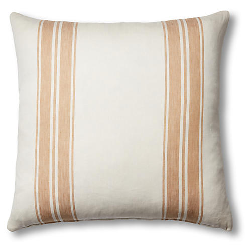 Brentwood 24x24 Pillow, Natural