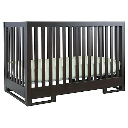 Carson Crib, Chocolate Slate