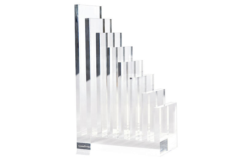 Acrylic Bookend