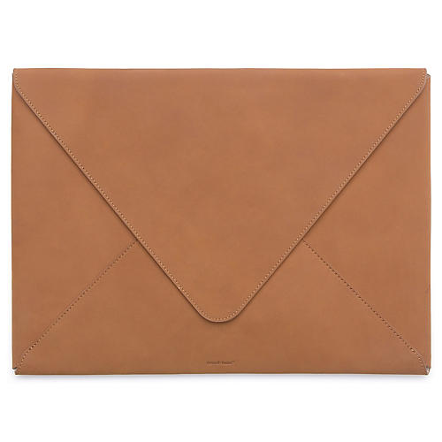 Envelope Portfolio, Tan