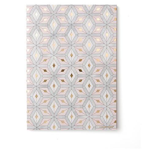 A5 Journal, Pink