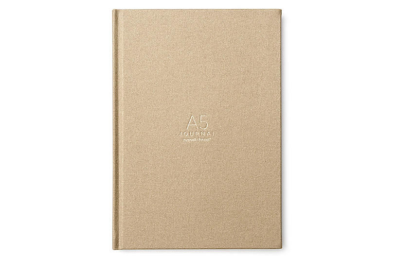 A5 Journal, Medallion