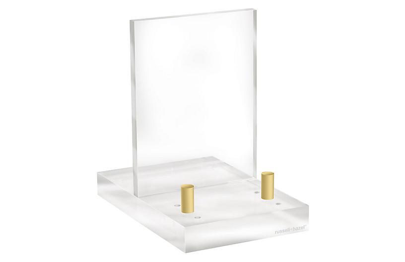 Acrylic Easel, Clear