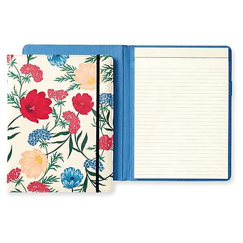 Blossom Notepad Folio