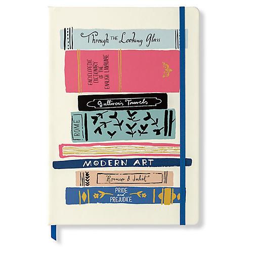 Take Note Notebook, Natural/Multi