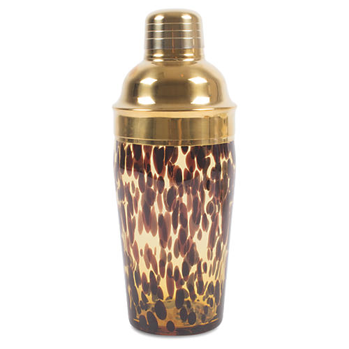 Tortoise Shaker, Gold/Multi