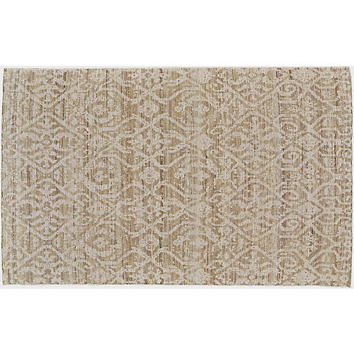 Temple Rug, Natural