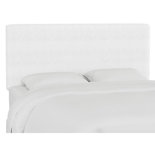 Novak Headboard, White