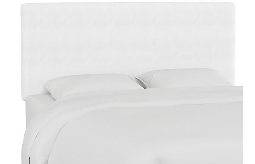 Novak Headboard, White