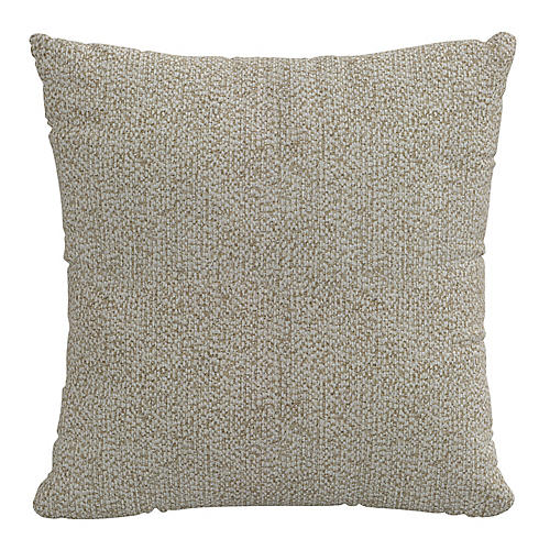 Solitude 20x20 Pillow, Natural