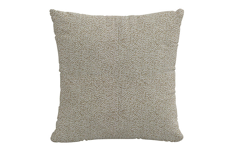 Solitude 20x20 Pillow, Natural