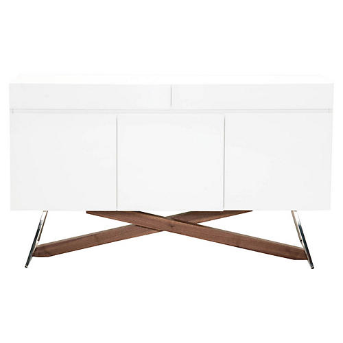Monica Sideboard, White