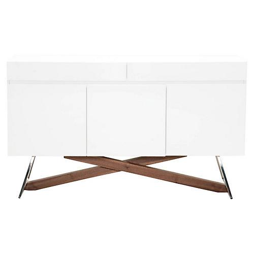 Bradshaw Sideboard, White