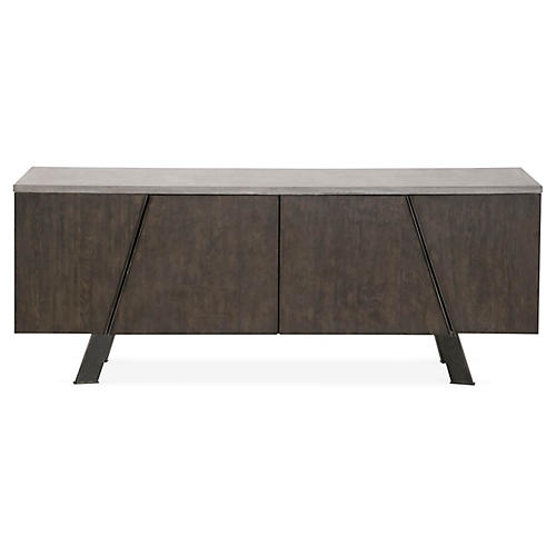 Industry Sideboard, Ash Gray