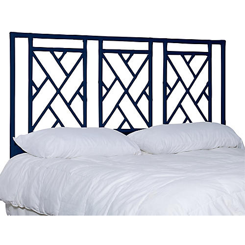 Alden Headboard, Navy
