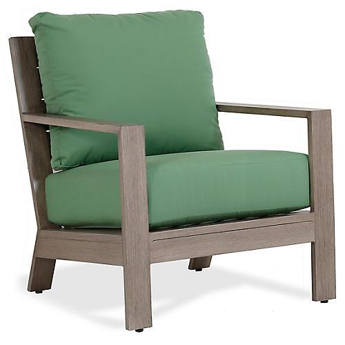 Laguna Club Chair, Green