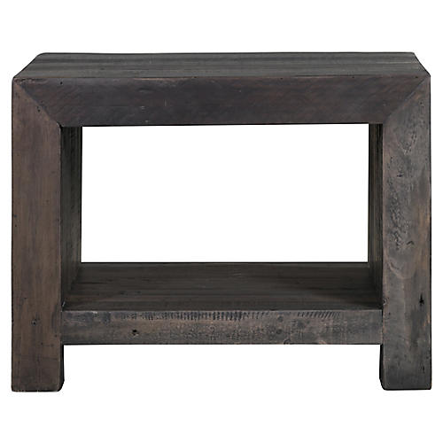 Waterford Side Table, Gray