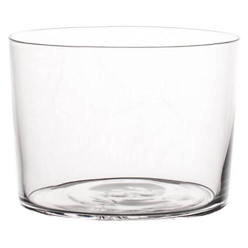 S/4 Spanish Wineglasses, Clear