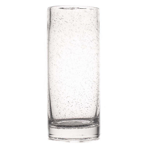 S/4 Solano Small Vases, Clear