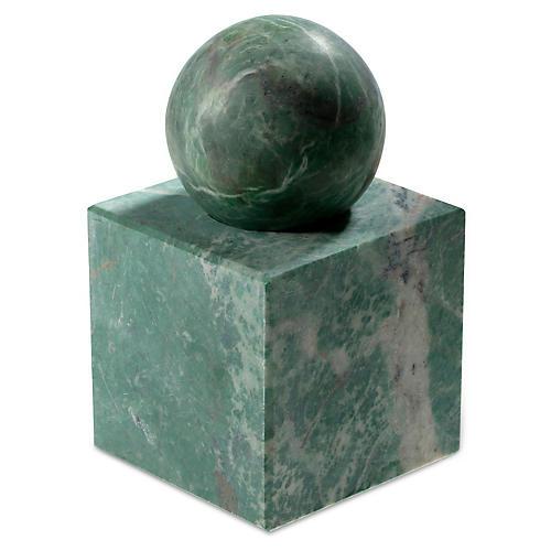 Quartz Objet, Green