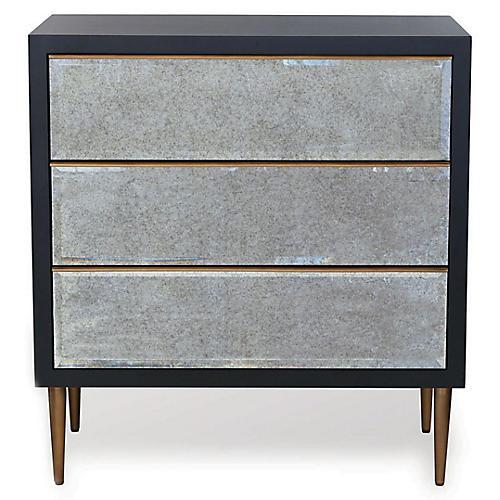 Soho Dresser, Antiqued Mirrored