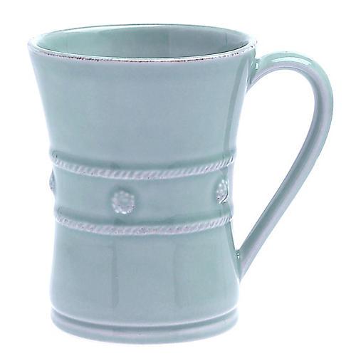 Berry & Thread Coffee Mug, Ice Blue