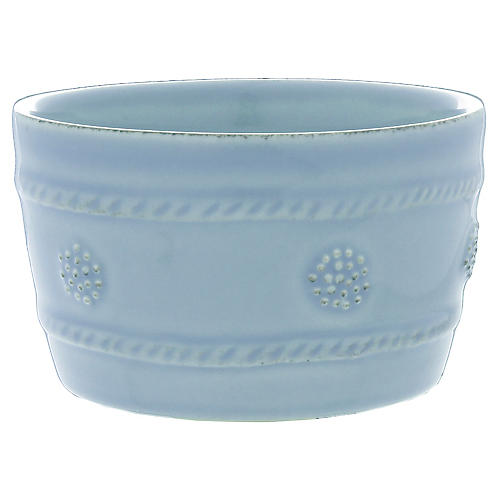 Berry & Thread Ramekin, Ice Blue