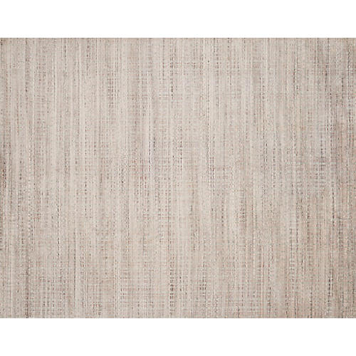 Byron Rug, Blush/Gray